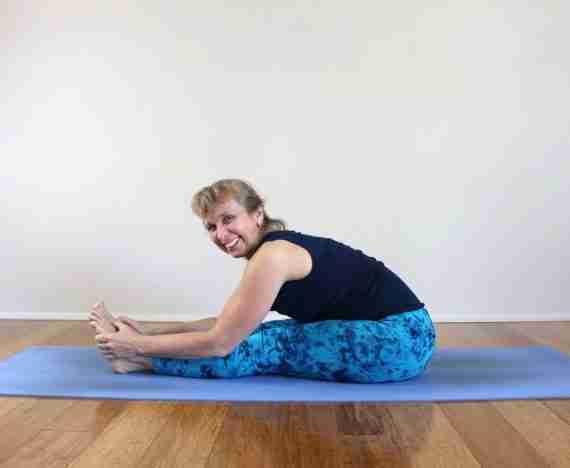 tracy gray yoga