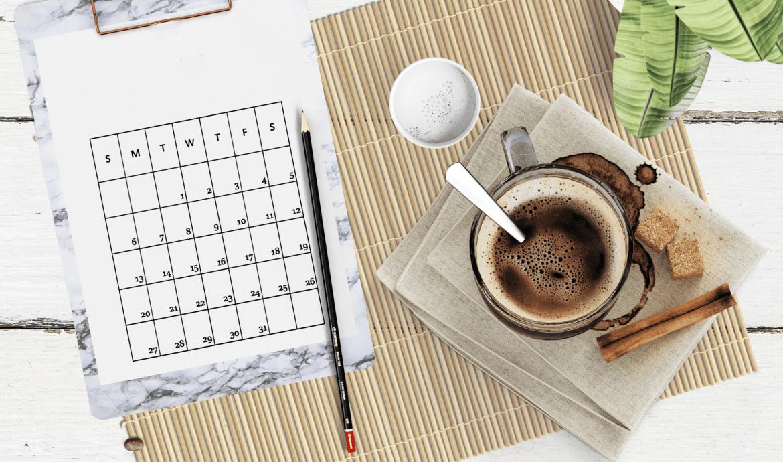 Stress verminderen met time blocking + gratis template